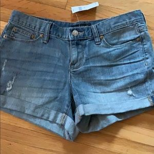 Banana Republic Jean Shorts